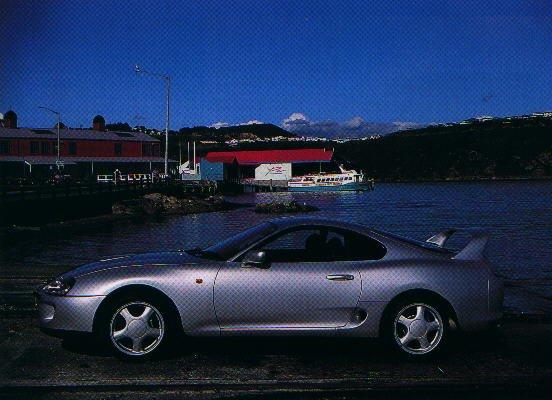 Super Supra   March 1994