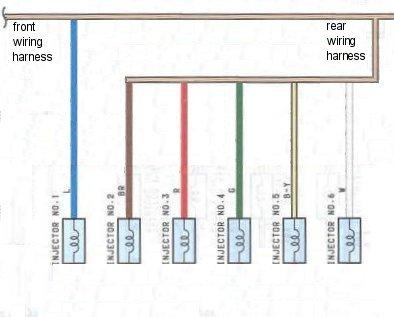 Wiring Diagram Mk4 Supra. Mk5 Supra, Ian Supra, Mkv Supra, 1600 Hp on
