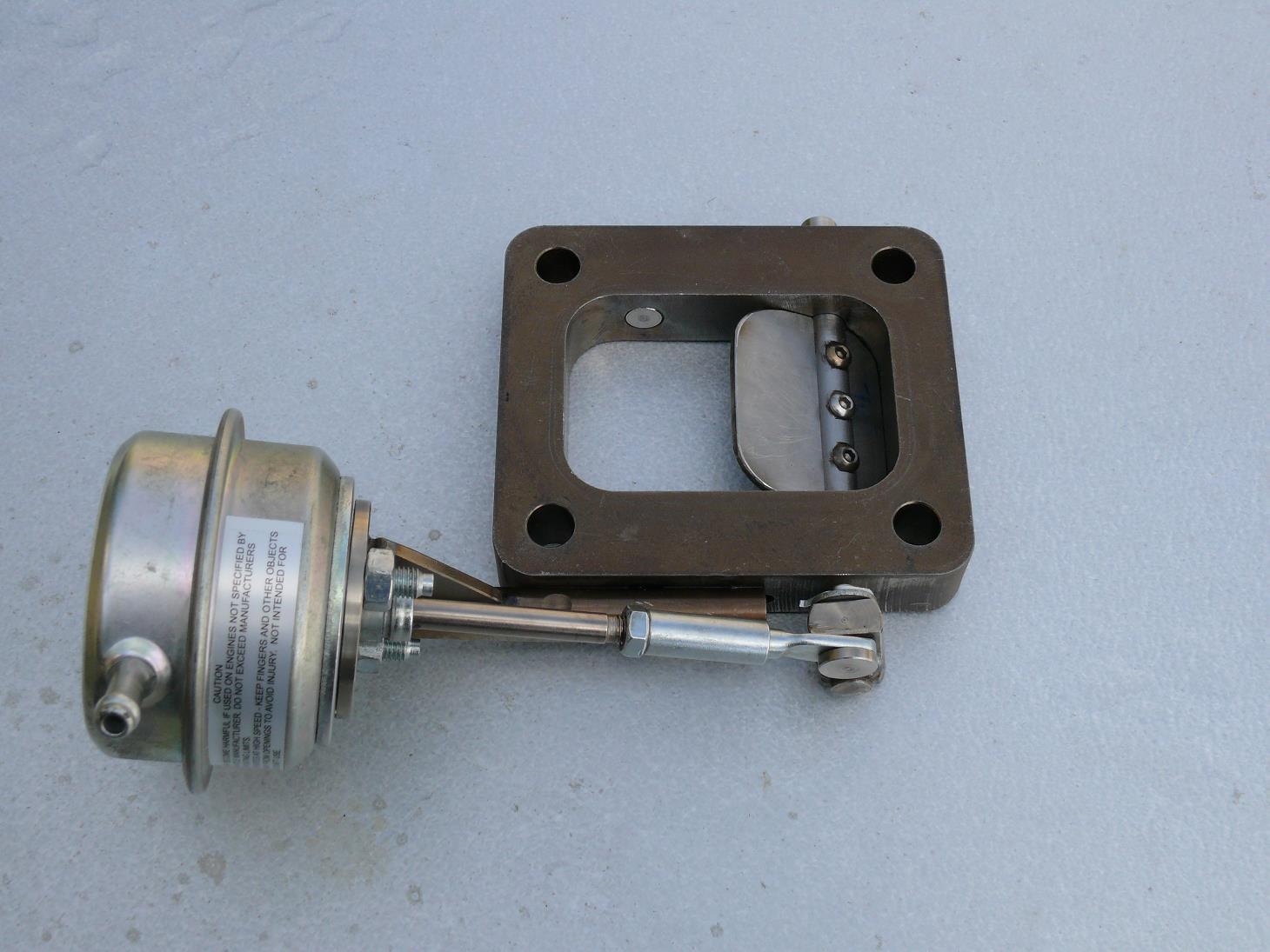 Toyota Supra MKIV : Divided Manifold Quick Spool Valve